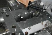 Раскрытая форма катушки для пленки на унитаз